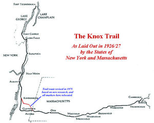 Knox Trail Image from Register-Star Article