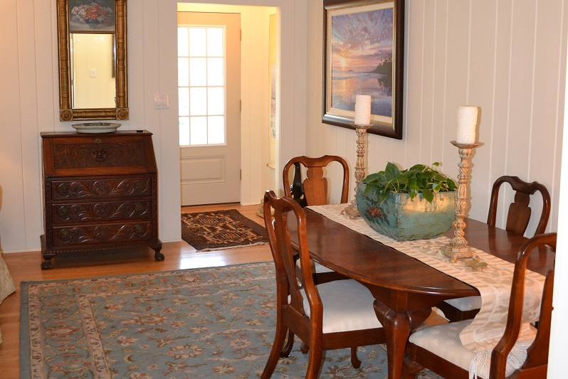 Dining Room - October