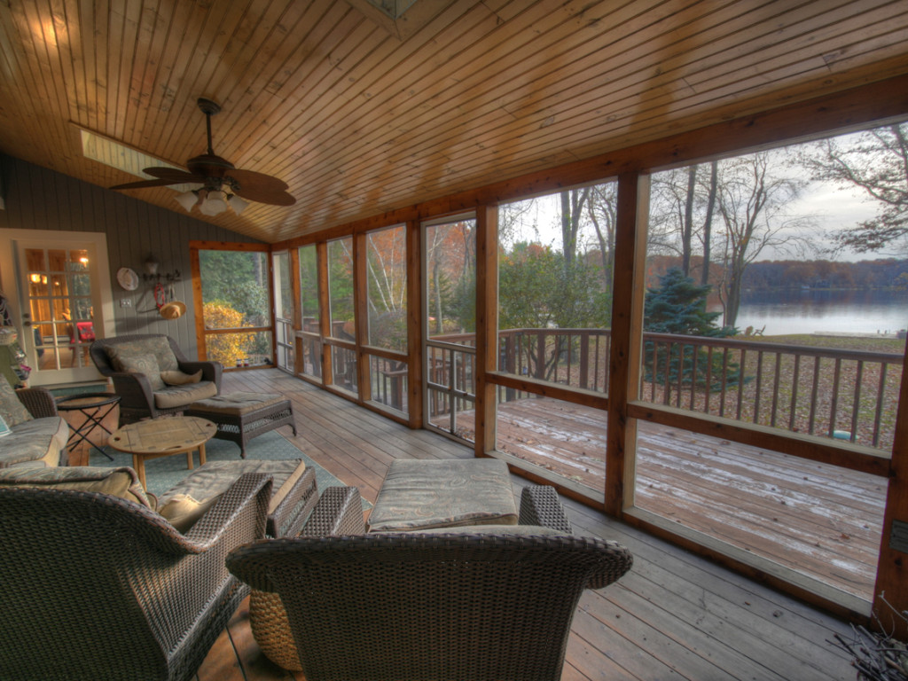 14 screened porch