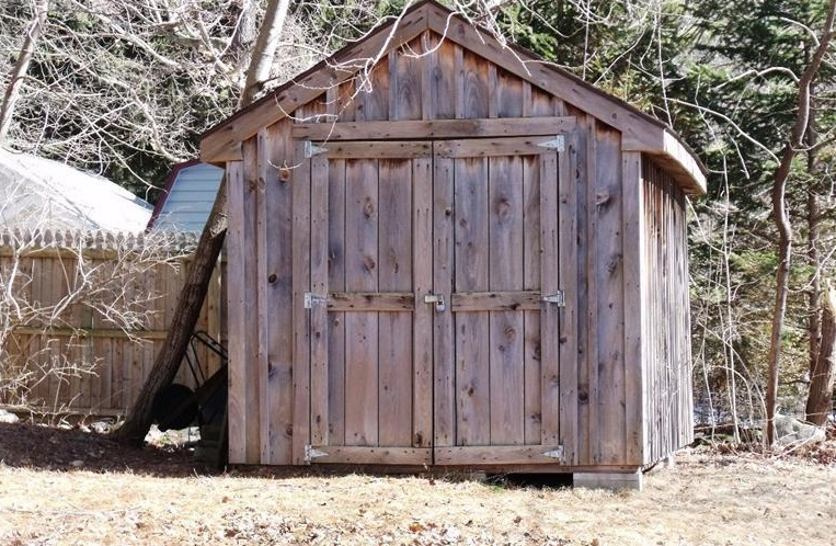 2 - Shed