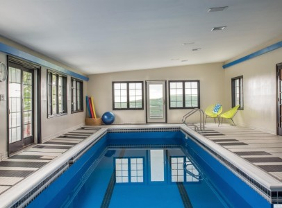 9 - Indoor Pool