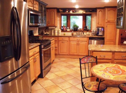 11 - kitchen granite