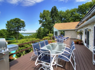 3 back deck with view