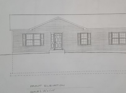 Elevation for Palumbo Ranch