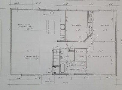 Floor Plan for Palumbo Ranch