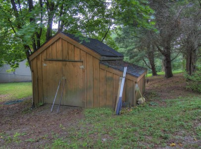 3 shed